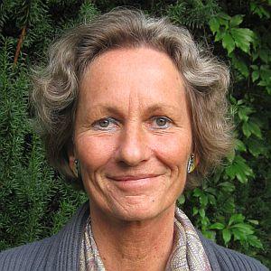 Speaker - Annegret Hallanzy